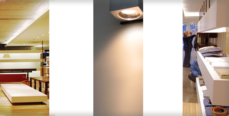 Licht-Ladenbau